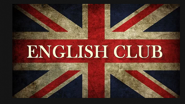 English speaking clubs